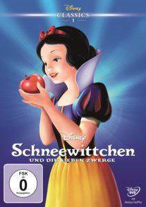 Schneewittchen und die sieben Zwerge (1937) - Cover