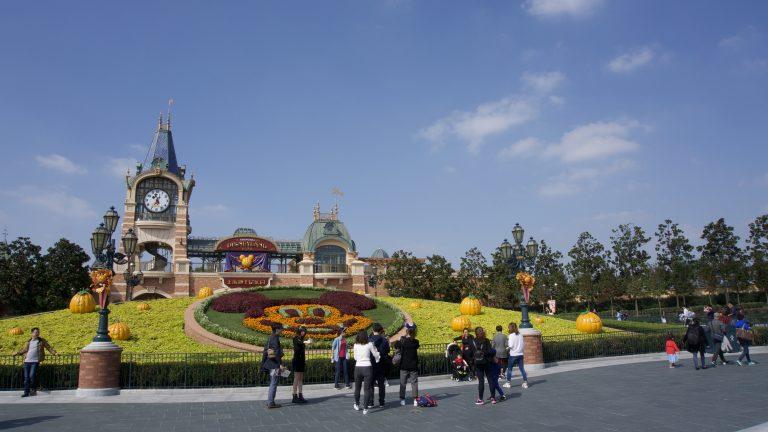 Throwback Thursday: Halloween 2017 im Disney Resort Shanghai