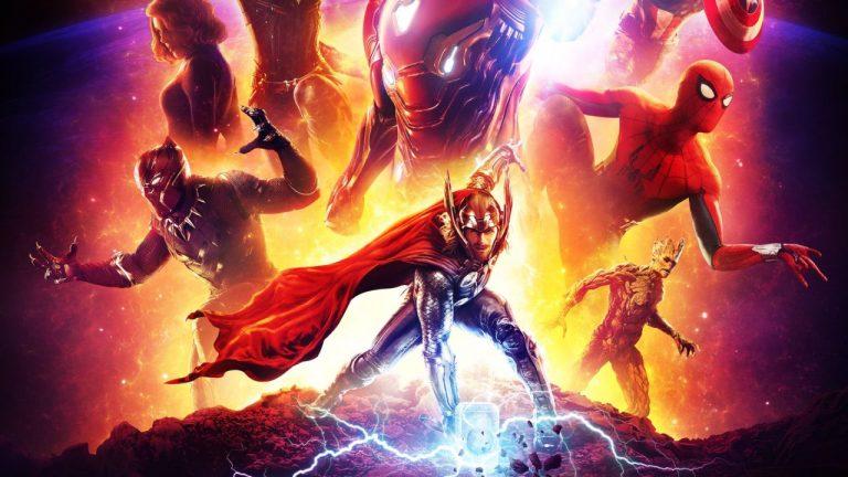 Marvel Saison der Superhelden