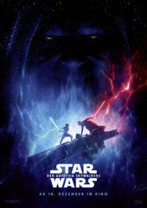 Star Wars: Der Aufstieg Skywalker - 2019 - Poster