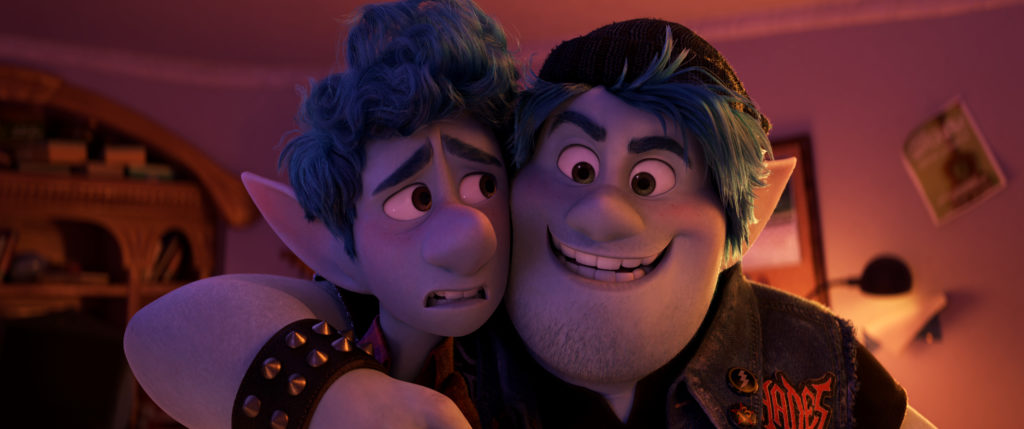 OH BROTHERS - In Disney and Pixar's