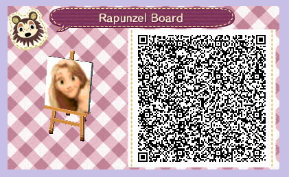 Rapunzel (ACNH)