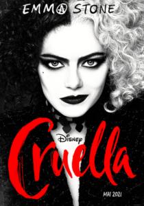 Cruella Poster (2021)