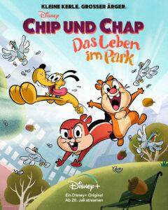 Chip und Chap: Das Leben im Park (2021)