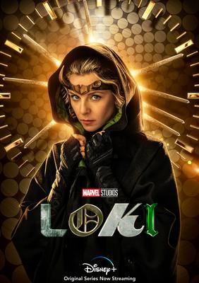 Loki Sylvie