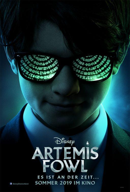 Artemis Fowl - Poster (2020)