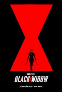 Black Widow (2020) MARVEL - Poster