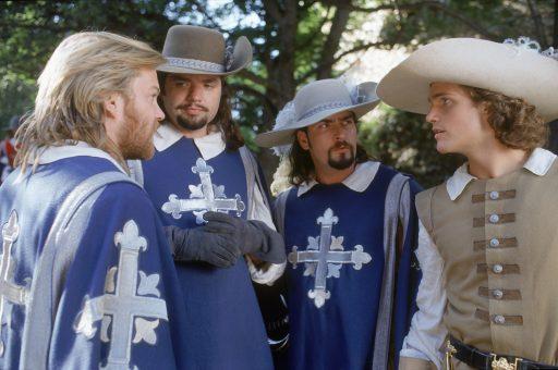 Die drei Musketiere (1993)