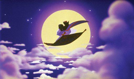 Aladdin - Bitte beachten Sie, dass diese Bilder nur in Zusammenhang mit dem entsprechenden Filmstart bzw. Video/DVD-Start veröffentlicht werden dürfen. © Disney.