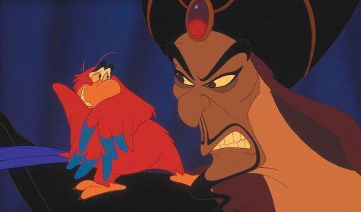 Aladdin - Dschafar und Jag