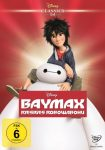 Baymax 2014 Cover DVD
