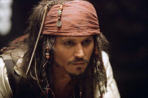 Jack Sparrow - Fluch der Karibik