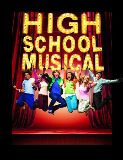 High School Musical (2006) - Poster
