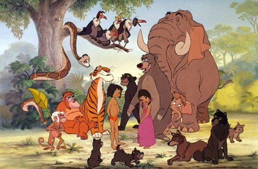 Das Dschungelbuch (1967)