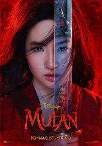 Mulan - Poster (2020)