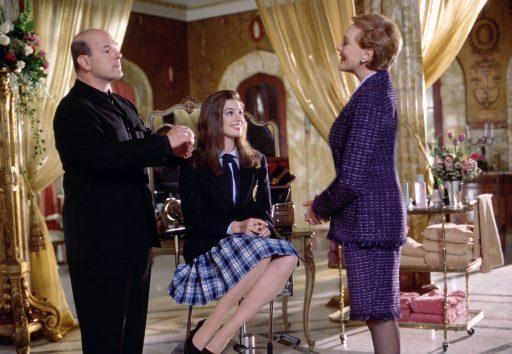 Plötzlich Prinzessin Anne Hathaway Julie Andrews