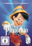 Pinocchio - Cover 1940