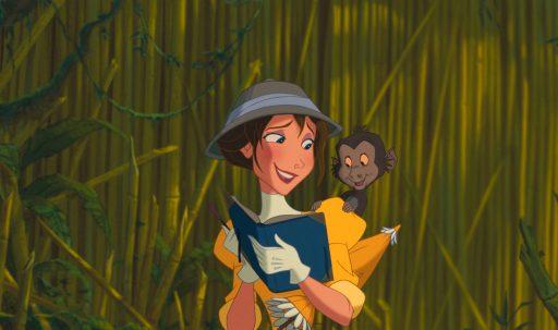 Tarzan Jane