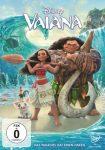 Vaiana 2016 Cover