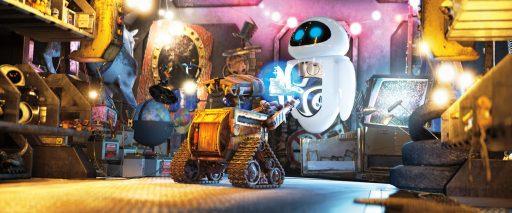 Wall-E Eve