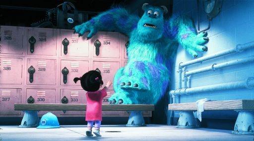 Monster AG Sulley Boo